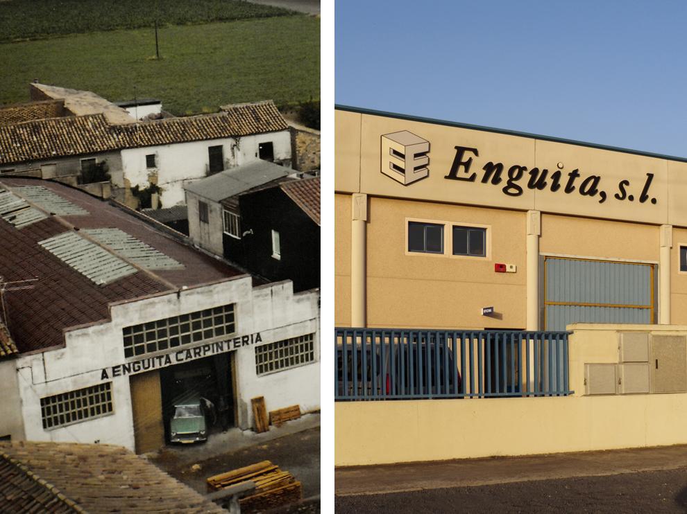 La empresa ha ido cambiando de instalaciones para poder cubrir sus necesidades de expansión.