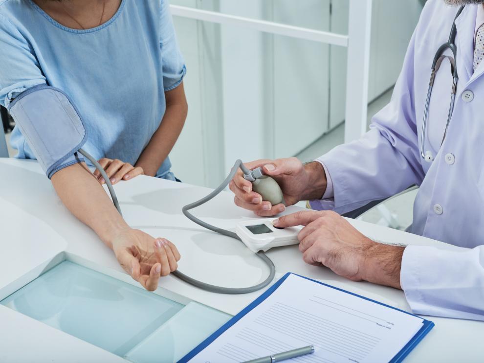 La hipertensión es uno de los motivos de consulta más frecuentes.
