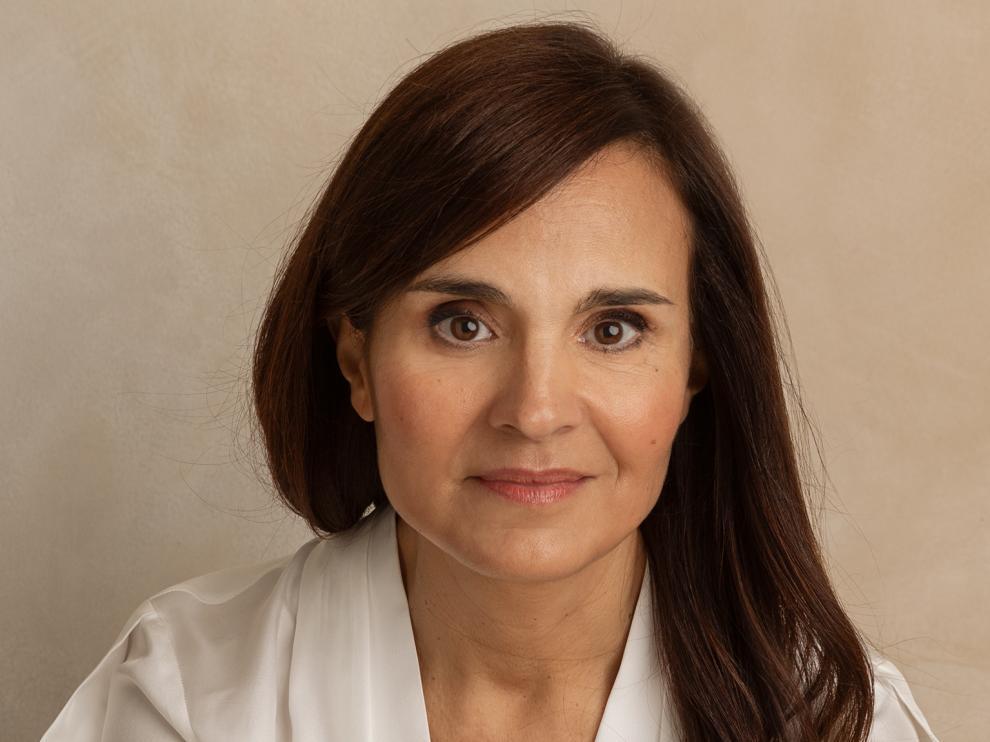 Laura Molist Directora Territorial de Vodafone para Aragón y Cataluña.