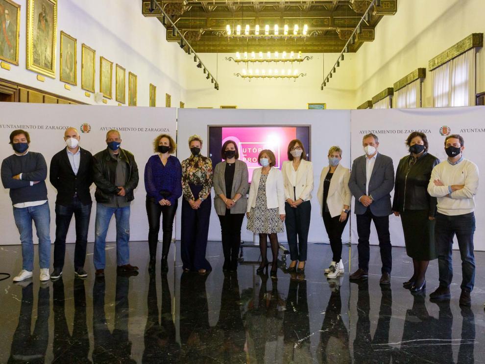 Presentación del proyecto este martes en el Ayuntamiento de Zaragoza
