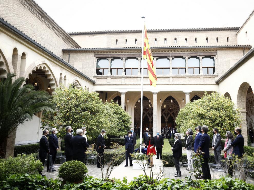 Celebración del Día de Aragón