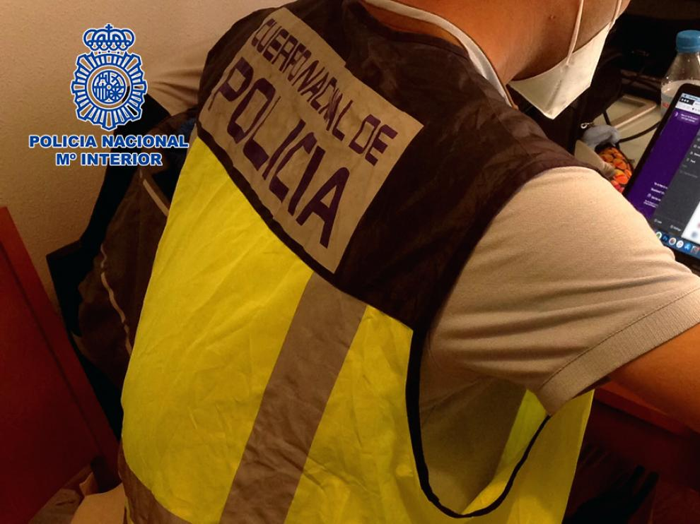 La Policía Nacional ha detenido en #Madrid a un presunto depredador sexual infantil que trabajaba como profesor en un colegio