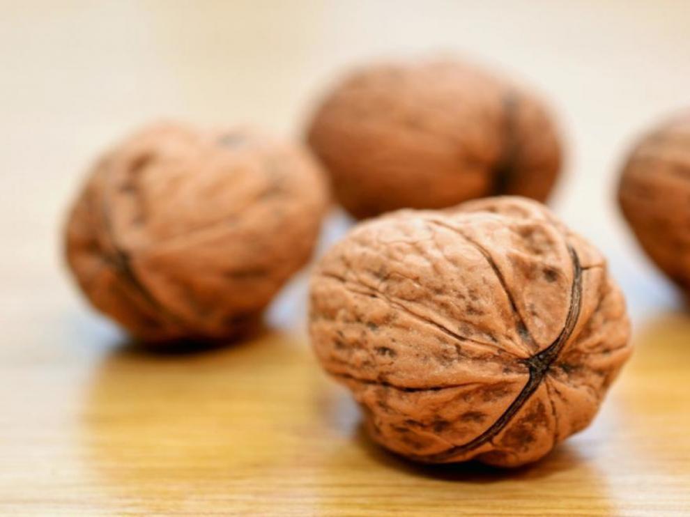 Las nueces ayudan a reducir el azúcar en sangre.