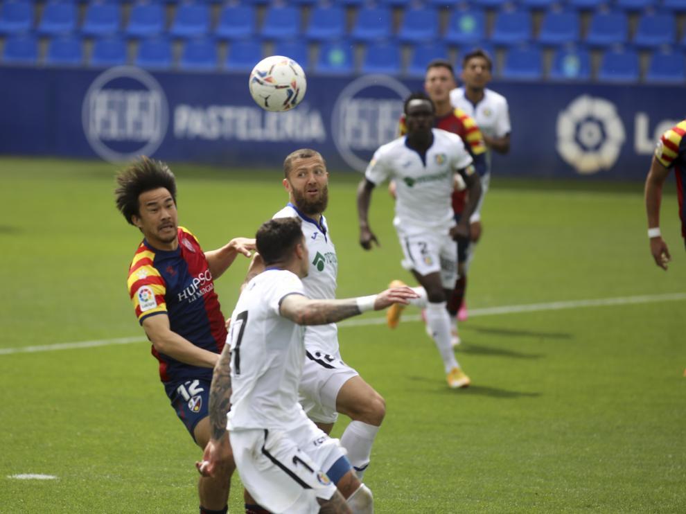 Foto del partido SD Huesca - Getafe, jornada 32 de Primera División