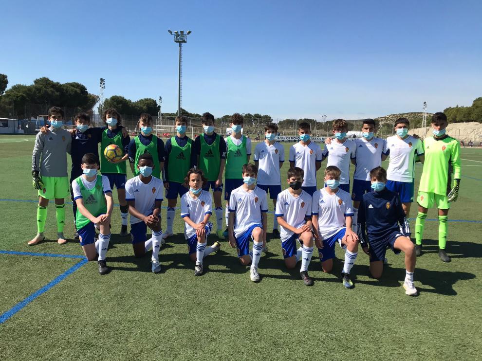 Real Zaragoza-El Salvador