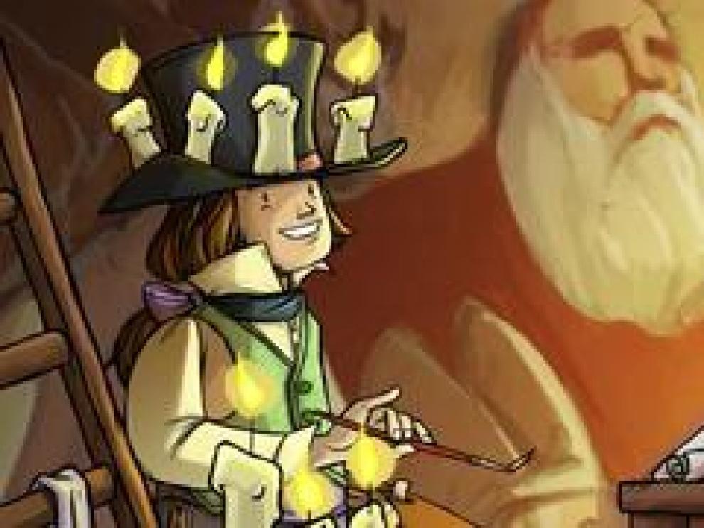 Con motivo del 275 aniversario del nacimiento de Francisco de Goya, la Fundación Goya en Aragón ha producido un cortometraje animado que, con el título de 'Me puedes llamar Goya', pretende acercar a los escolares la figura de Francisco de Goya.