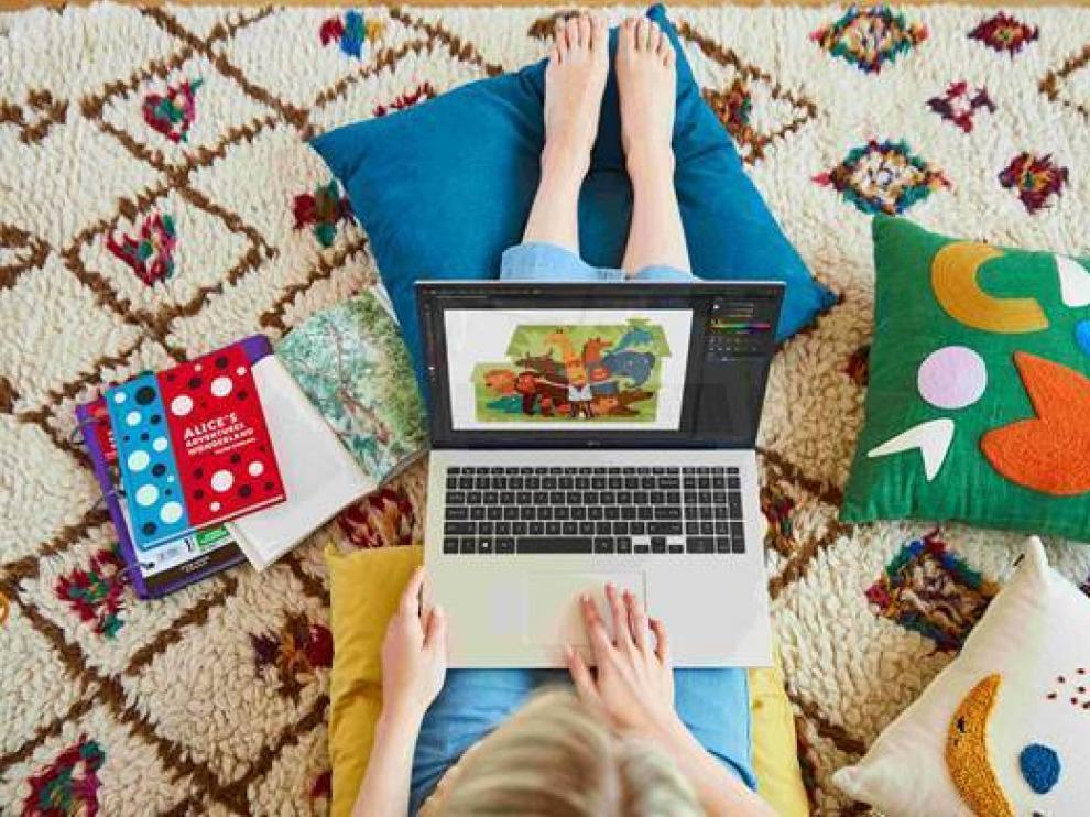 El LG Gram es el portátil más ligero del mundo de 16 pulgadas