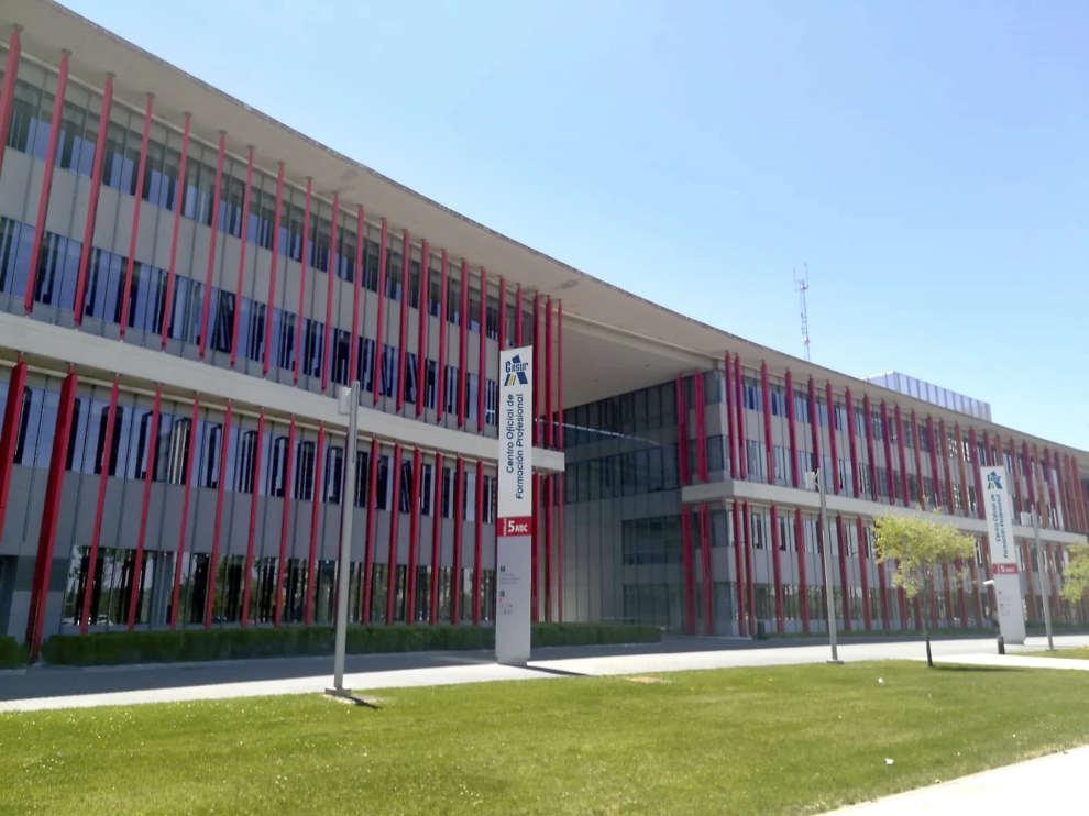 El centro Cesur de Zaragoza está ubicado en el Parque Empresarial Dinamiza.