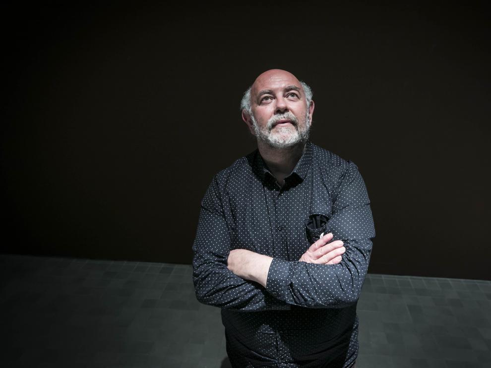 El escritor y periodista de HERALDO Antón Castro