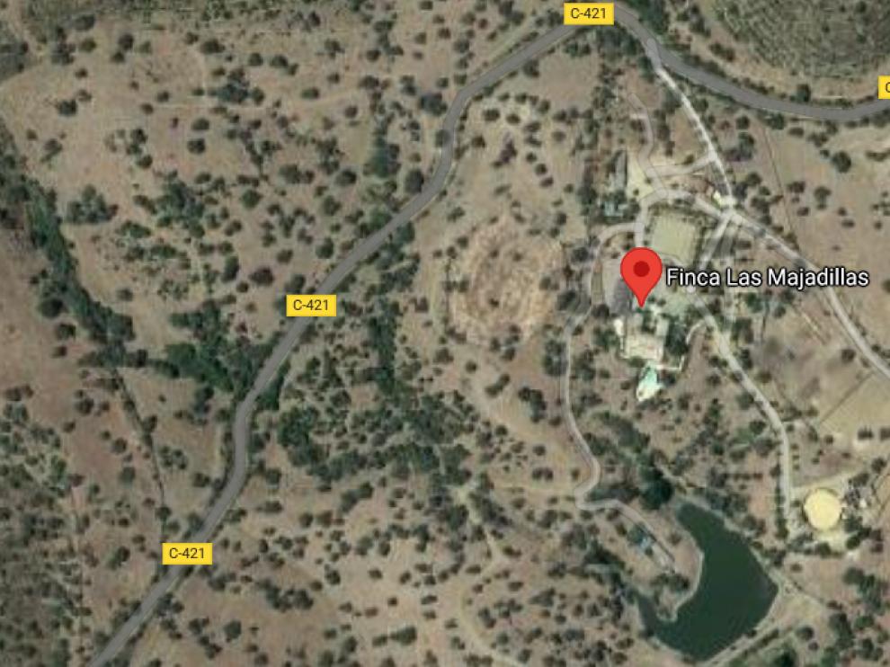 Su cuerpo fue encontrado en su finca de 'Las Majadillas', en el término de la localidad sevillana de Castillo de las Guardas.