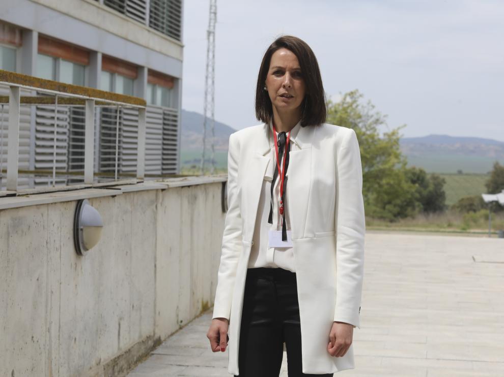 Ana Fernandes es la nueva secretaria general de CC.OO. Huesca Occidental.