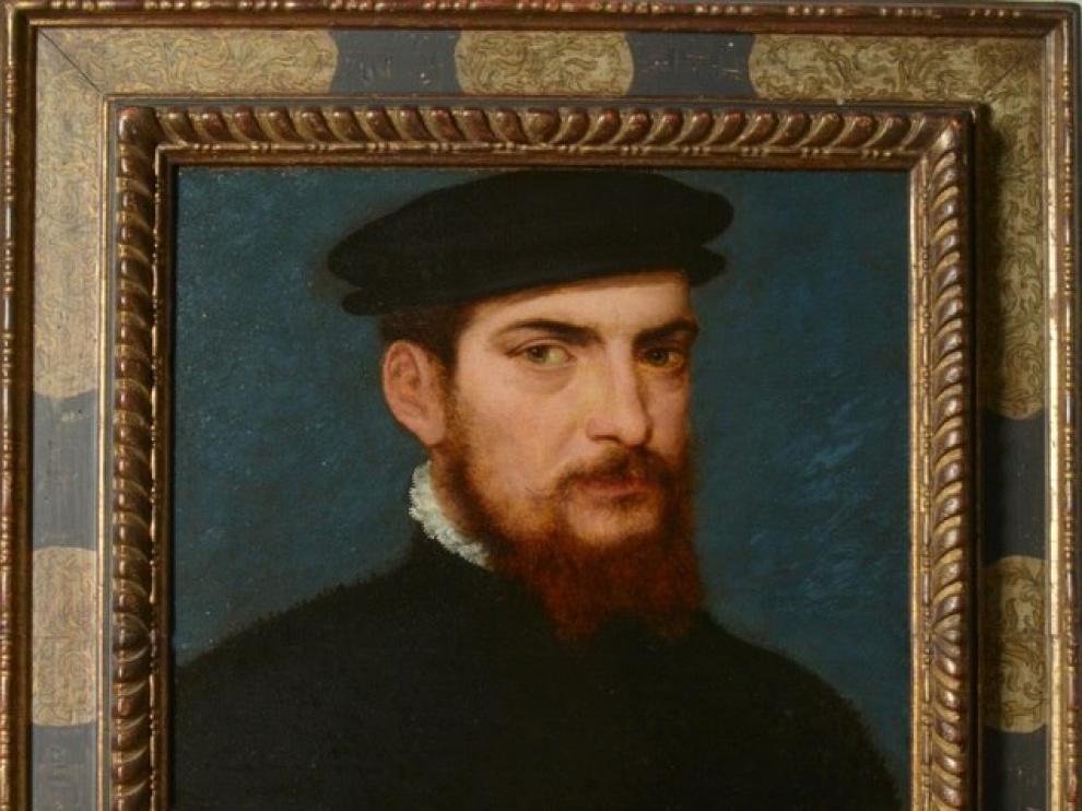 El cuadro de Tiziano recuperado.