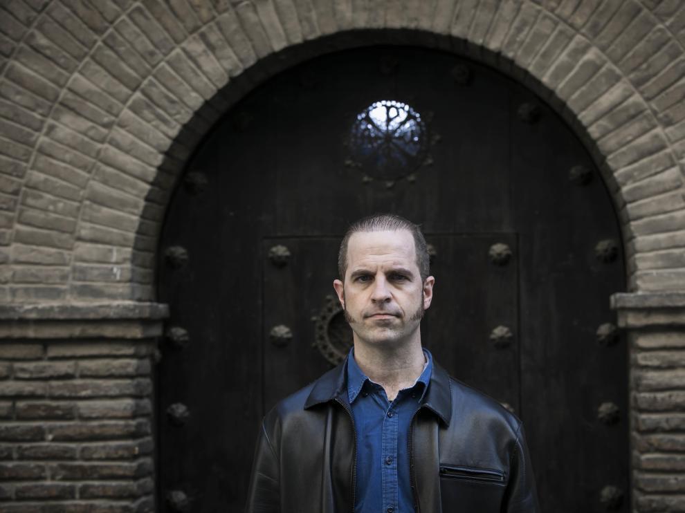 Entrevista de contraportada a Guillermo Sancho. / 29-04-2021 / FOTO: GUILLERMO MESTRE[[[FOTOGRAFOS]]]