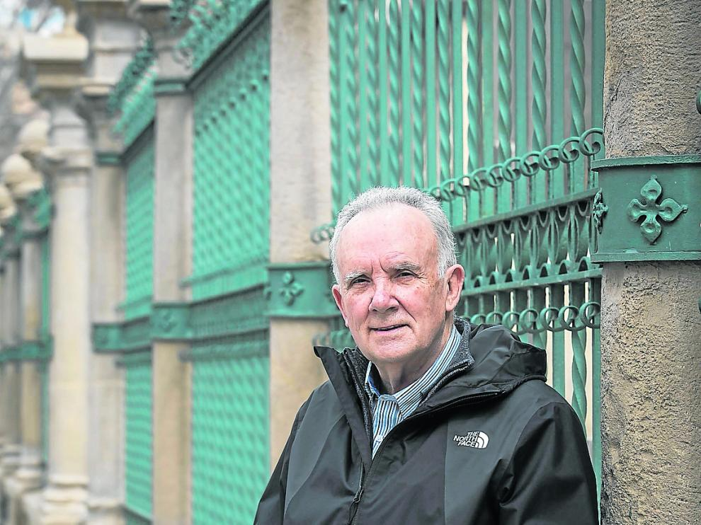 Javier Pardo publica 'El año de la desgracia'.