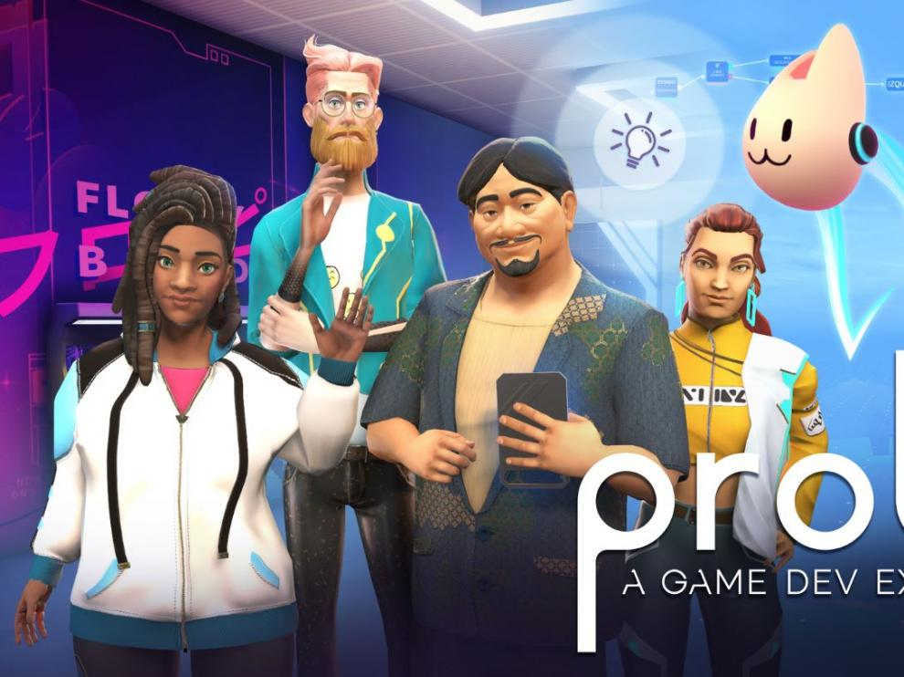 'Probe: A Game Dev Experience' de PlayStation