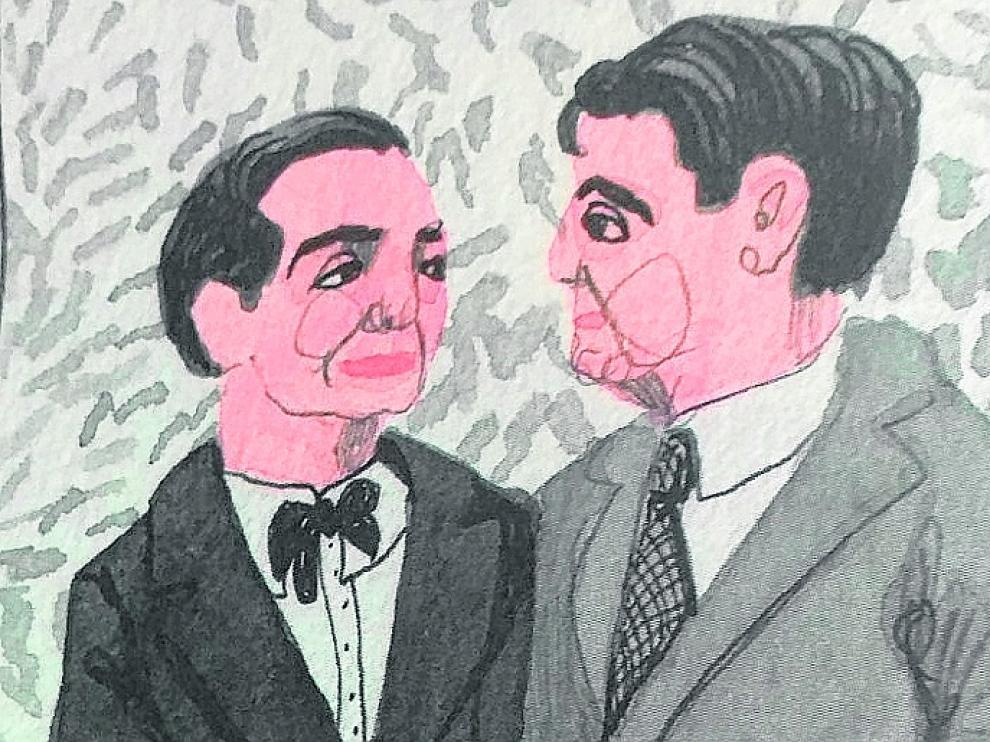 Un cómic muy completo sobre García Lorca.