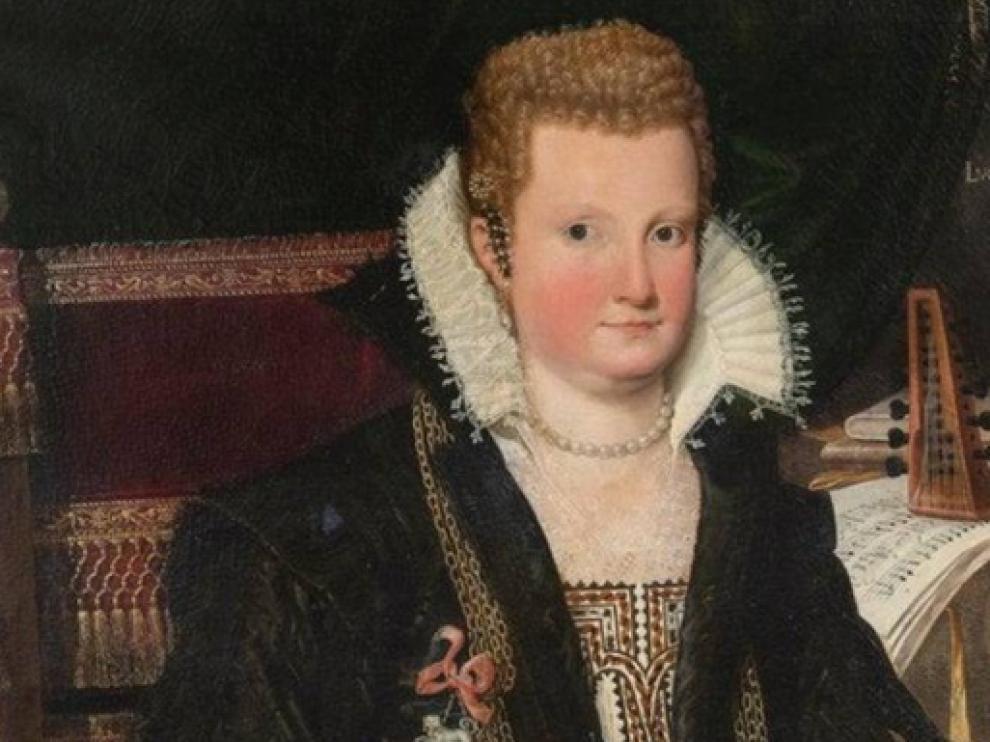 'Retrato de Lucia Bonasoni di Garzoni'