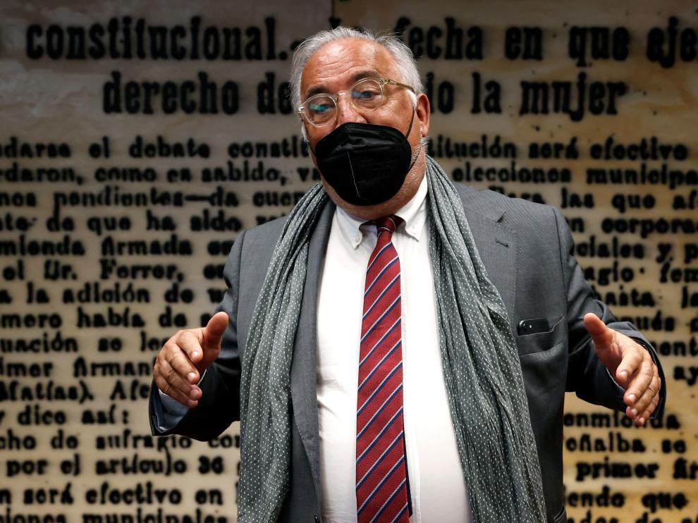 El director general de Tráfico, Pere Navarro