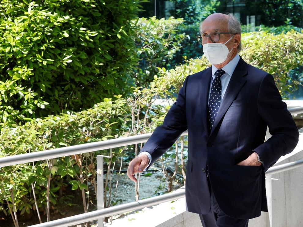 Antonio Brufau e Isidro Fainé declaran como investigados en el caso Villarejo