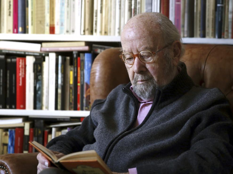 Muere Caballero Bonald a los 94 años.