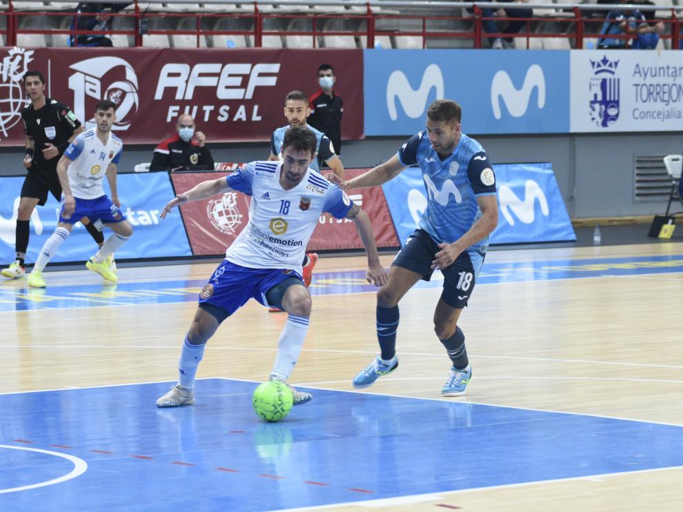 Foto del partido Movistar Inter - Fútbol Emotion Zaragoza