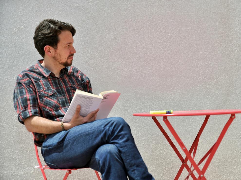 Pablo Iglesias se corta la coleta y cambia de imagen tras dejar la política