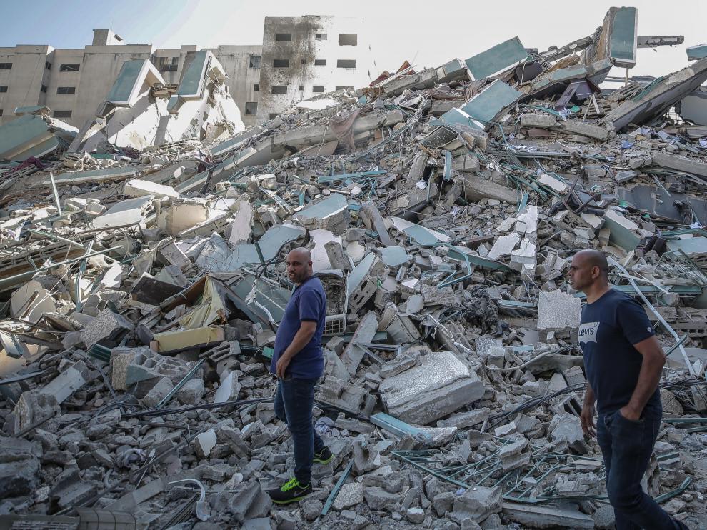 Los palestinos convocan huelga general por Gaza en Israel y territorios ocupados