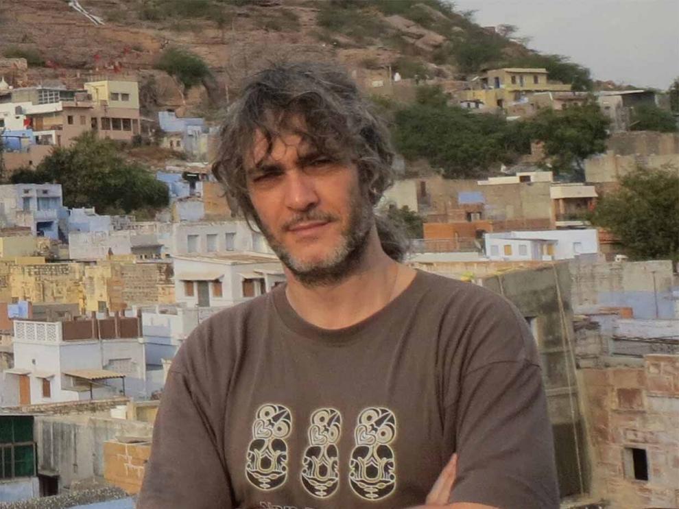 El investigador de la Universidad de Zaragoza Diego Gutiérrez.
