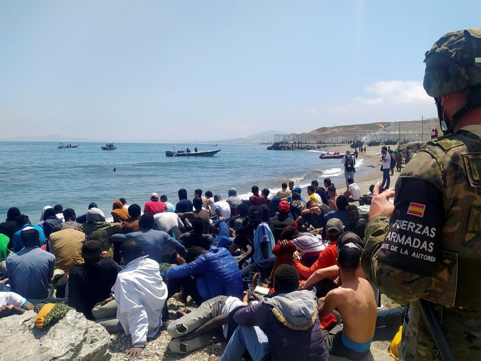 Ejército en Ceuta