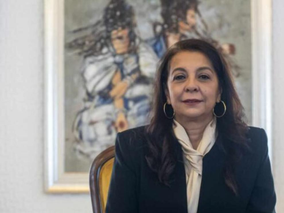 Embajadora de Marruecos