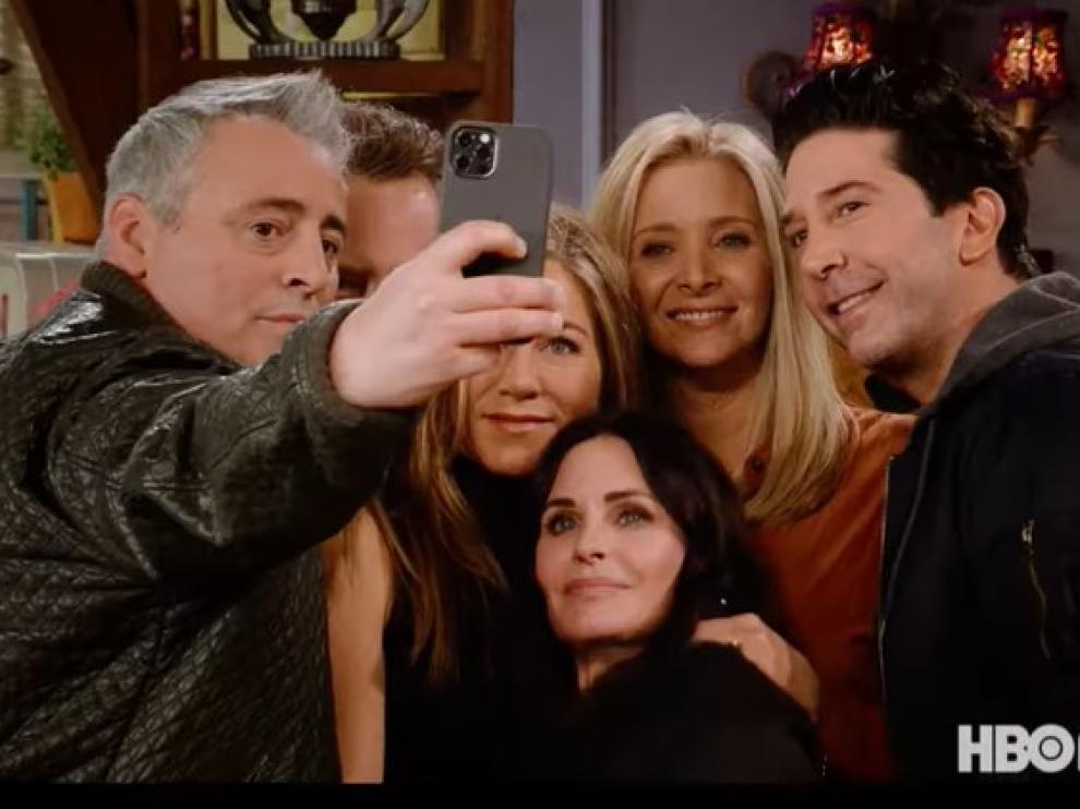 Friends' ofrece el primer tráiler del reencuentro de sus protagonistas