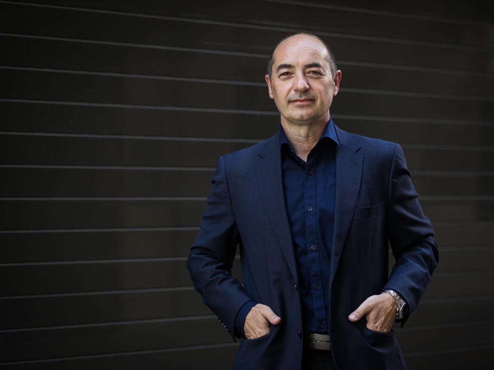 """Román Abadías, ingeniero: """"Los jóvenes de hoy vivirán más de cien años"""""""
