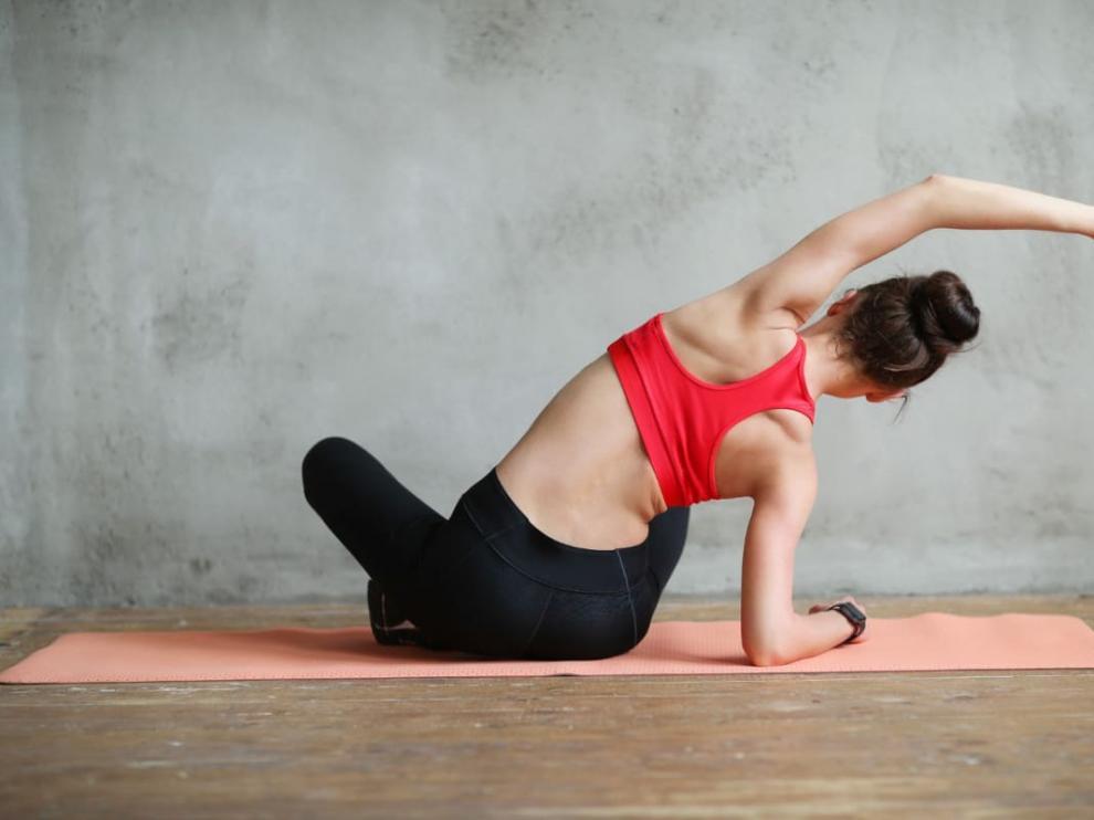 Ejercicios para el dolor de espalda.