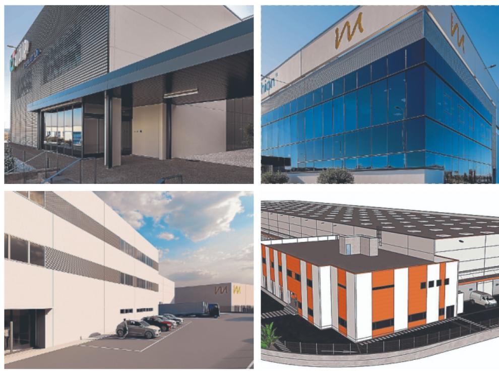 Proyectos de la firma zaragozana Montepino.