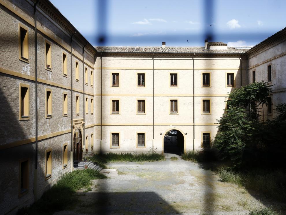 Visita al antiguo cuartel de Pontoneros