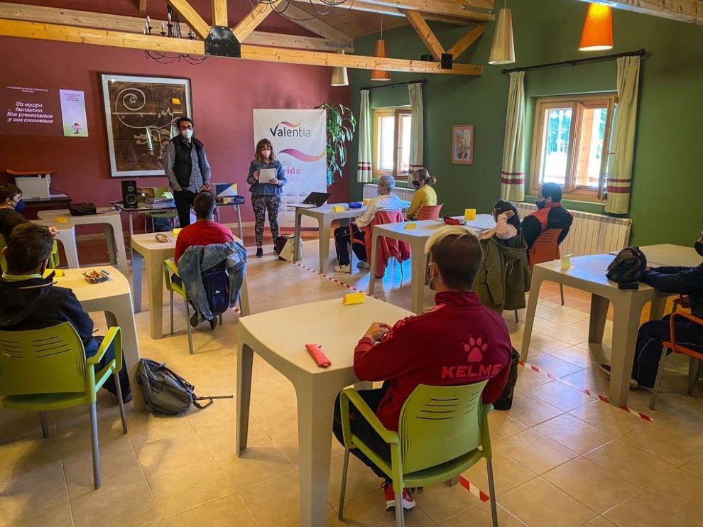 Valentia implanta el Servicio Impulsa para mejorar la empleabilidad de las personas con discapacidad en Jaca y Monzón