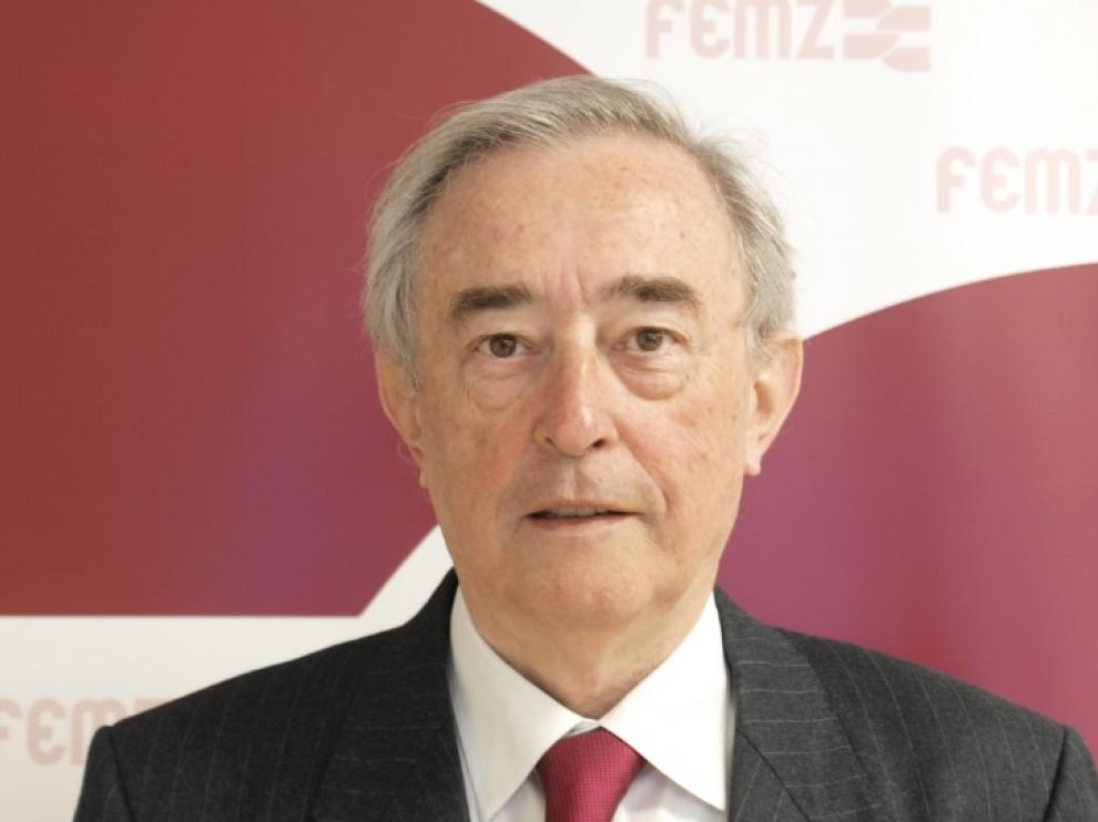 El empresario aragonés Javier Ferrer