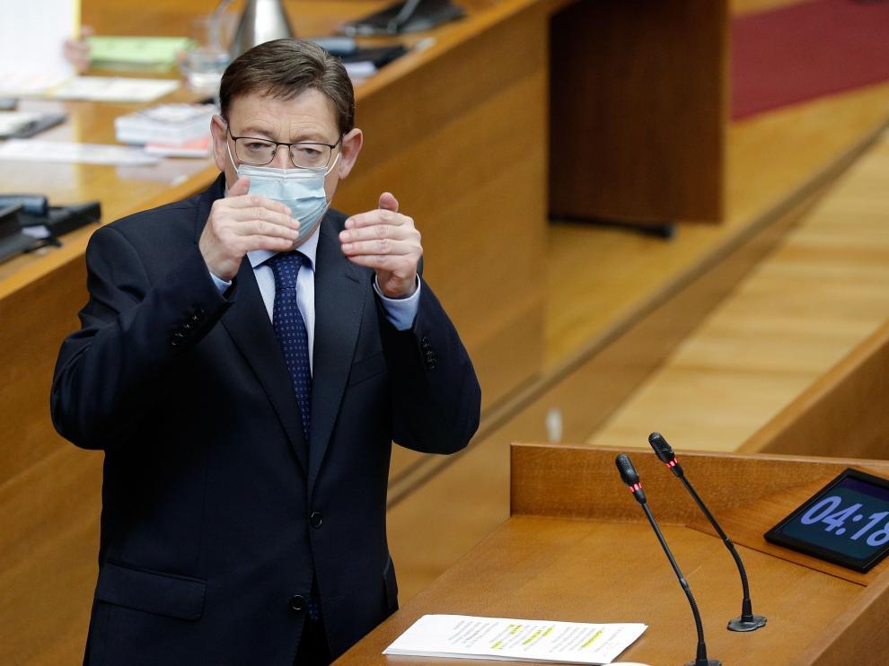Puig anuncia 6.500 contrataciones sanitarias en el plan de refuerzo de verano
