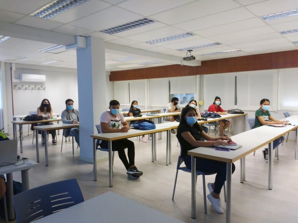Sesión de la Evaluación Generación Z celebrada en CESTE.