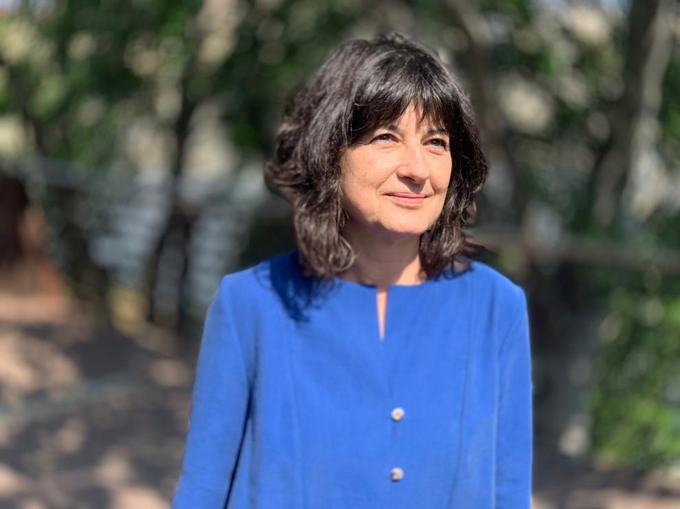 Ana Mastral, responsable de la iniciativa 'Hostelería #PorElClima' en Ecodes.