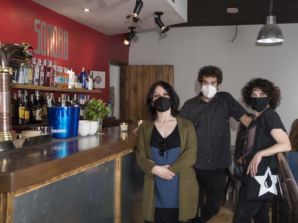 Inauguración este viernes del Bar Sonoro, en Espoz y Mina, 21.