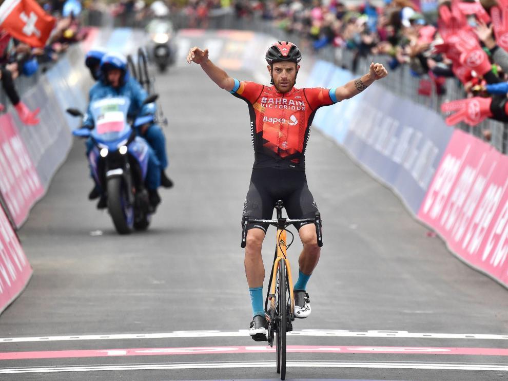 20ª etapa del Giro de Italia