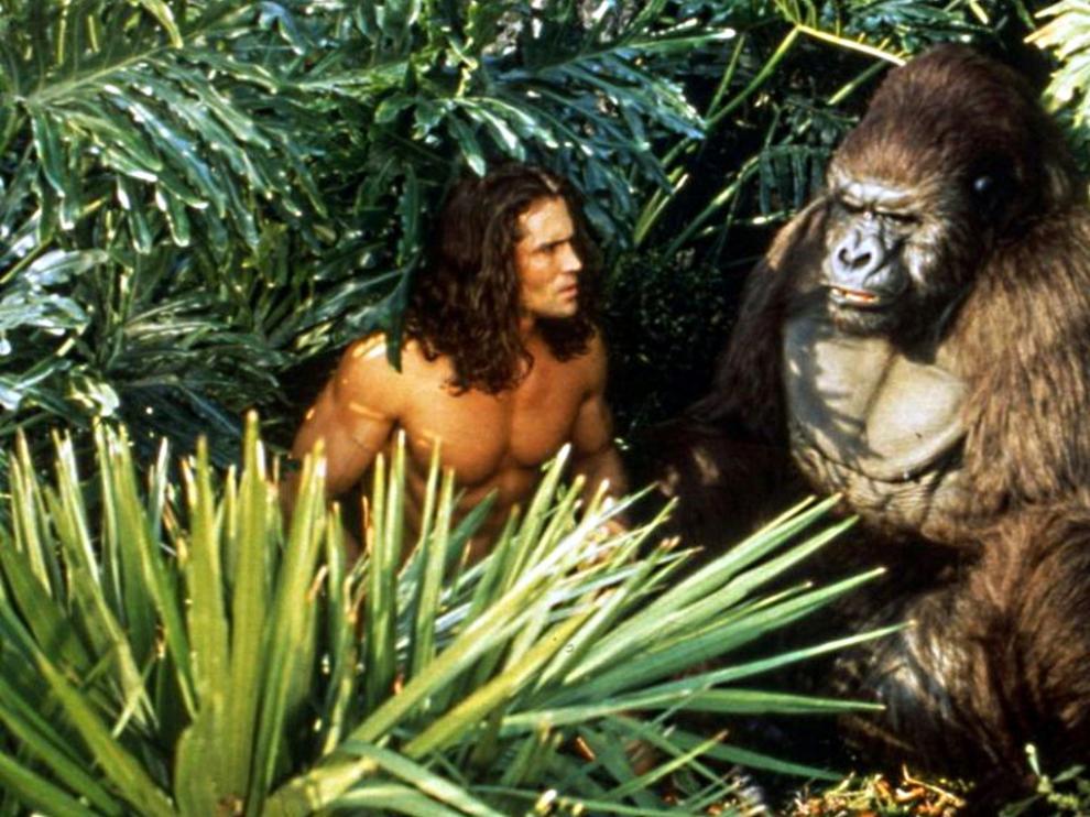 William Lara en 'Tarzan: The Epic Adventures'