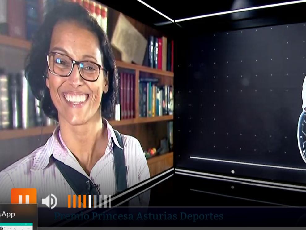 Perales en RTVE