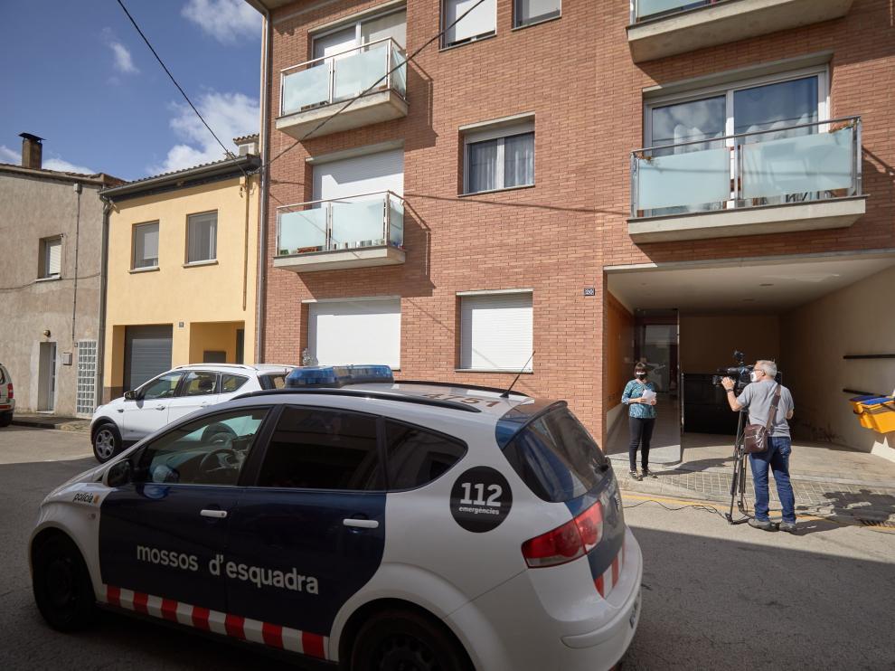 Crimen violencia machista en Porqueres (Girona)