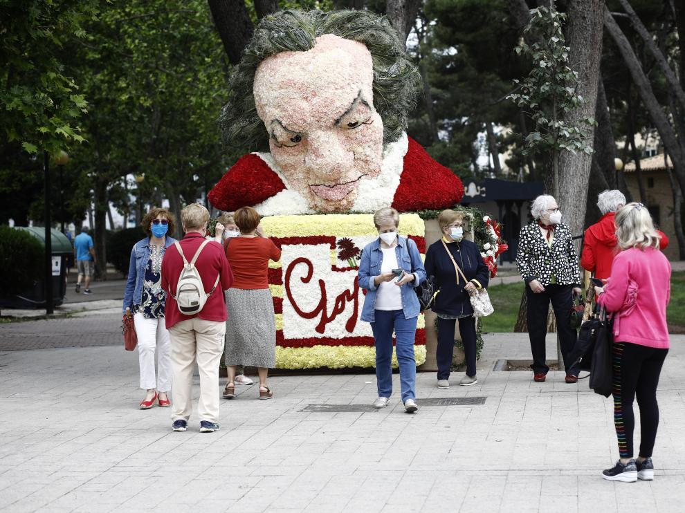 ZGZ Florece abre sus puertas en el parque Grande