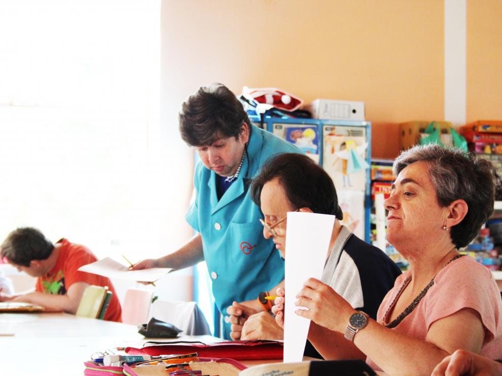 Fundación Adislaf fue una de las beneficiarias de la pasada convocatoria.
