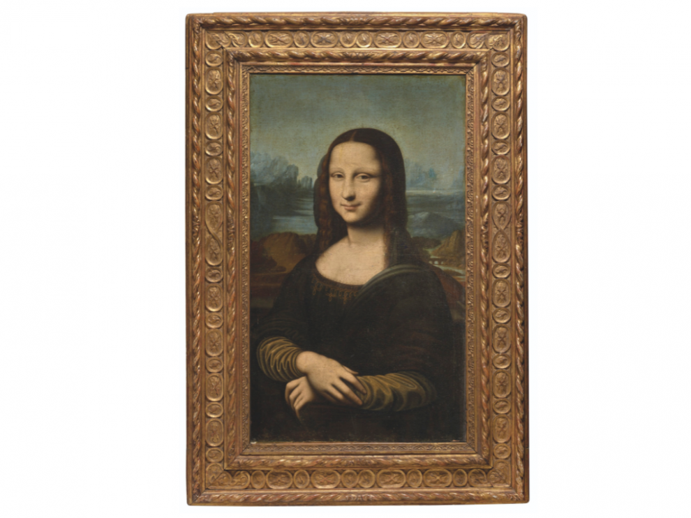 La 'Mona Lisa de Hekking'