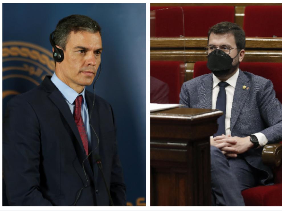 Pedro Sánchez y Aragones