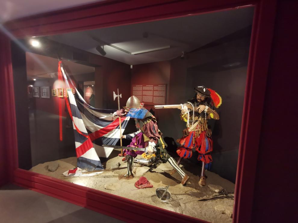 Oferta cultural en la Ciudadela de Jaca